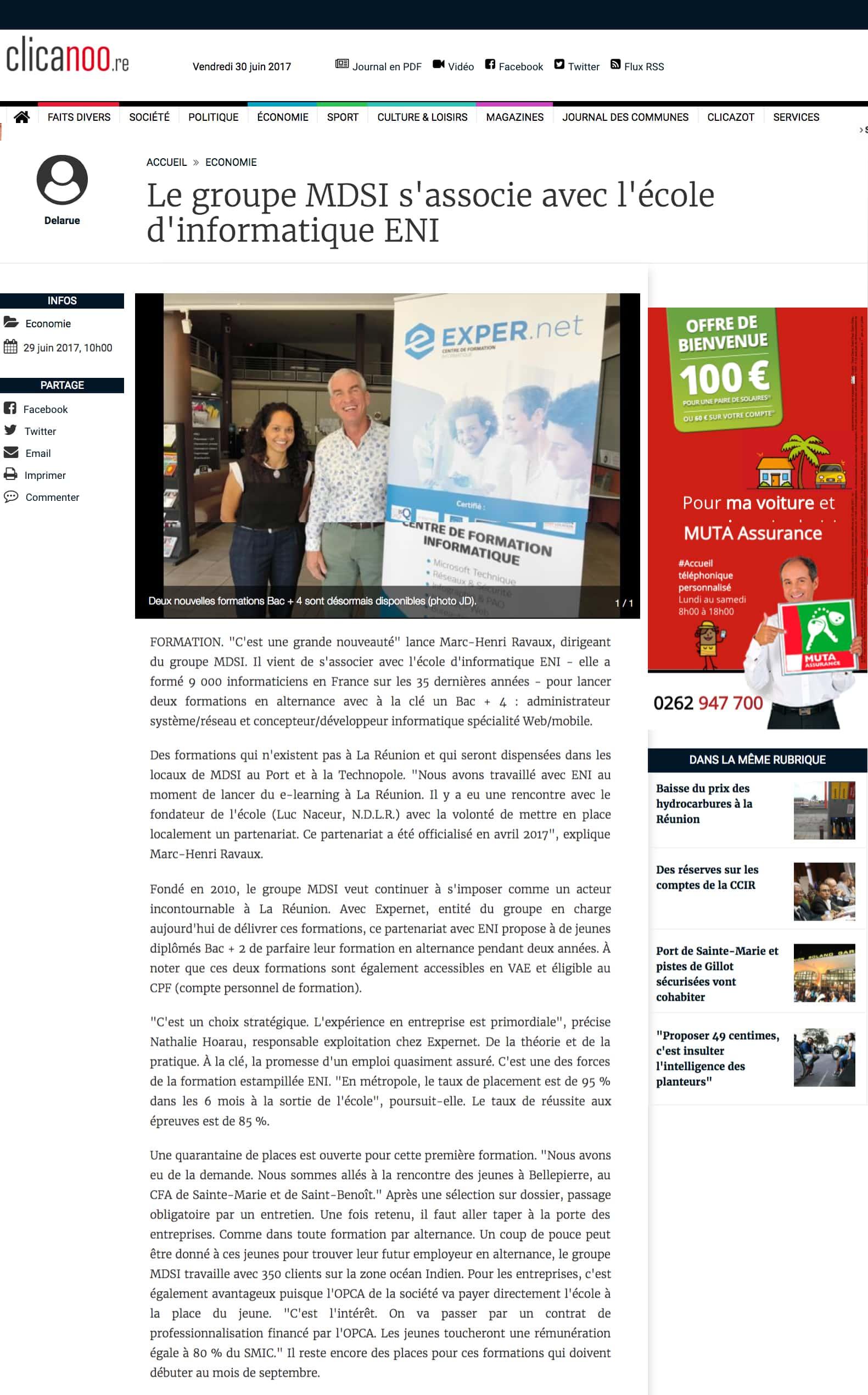 article-ecole-expernet-clicanoo-29juin
