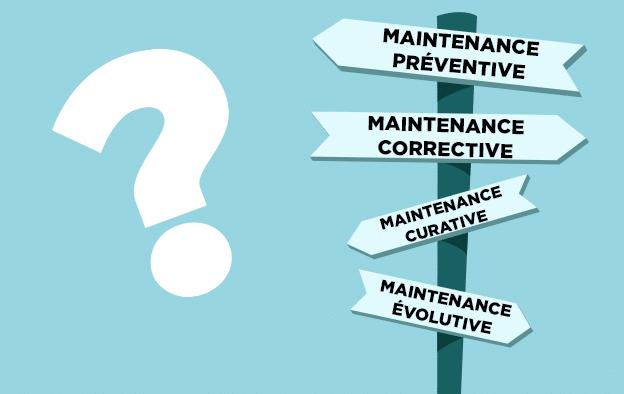 Les différents types de maintenance à la Réunion