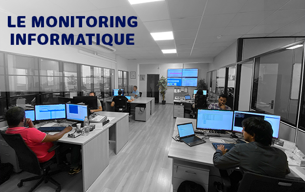 Monitoring informatique à la Réunion