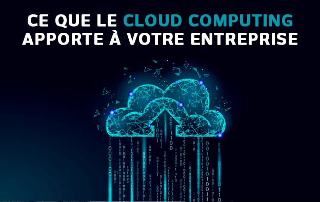 Cloud computing pour les entreprises