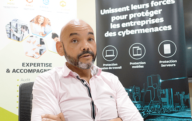 Fabrice, Responsable Opérationnel Groupe MDSI
