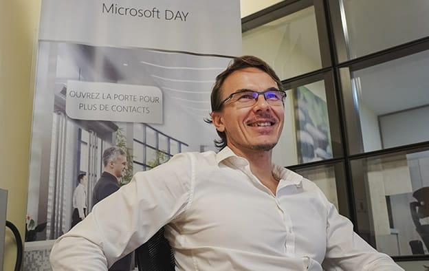 Franck Ingenieur Expert Responsable Technique Pole Projet
