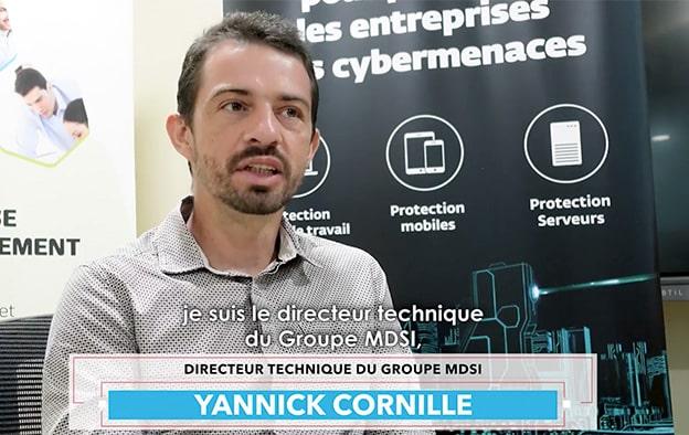 Interview de Yannick Cornille