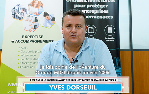 Yves Dorseuil Responsable Agence Mayotte